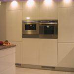 Białe meble kuchenne -aranżacja Questaform