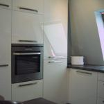 Kuchnia nawymiar - lakierowane fronty