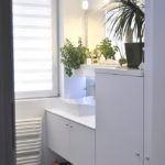 Meble łazienkowe wykonane nawymiar