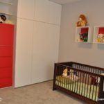 Garderoba nawymiar -projekt wpokoju dziecięcym