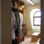 Funkcjonalna garderoba nawymiar