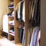 Pojemna garderoba wykonana nawymiar